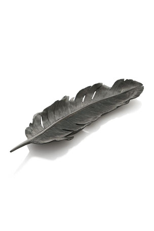 Michael Aram Feather Tray