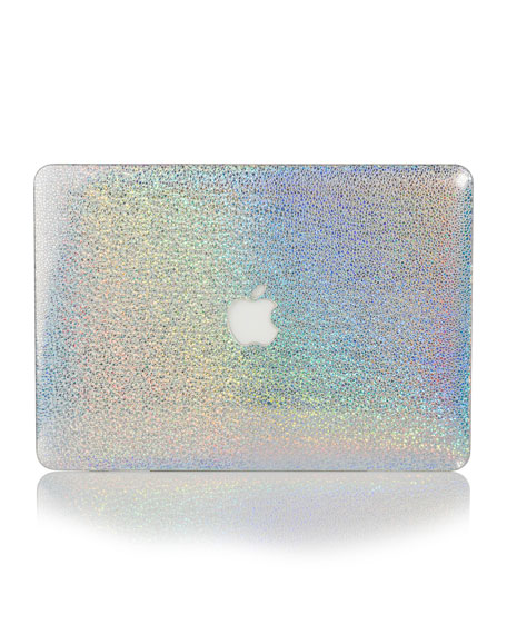 "Image 2 of 4: Chic Geeks Rainbow Hologram 15"" MacBook Pro with TouchBar Case"