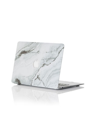"Chic Geeks Marble 15"" MacBook Pro with TouchBar Case (Model numbers A1707 & A1990)"