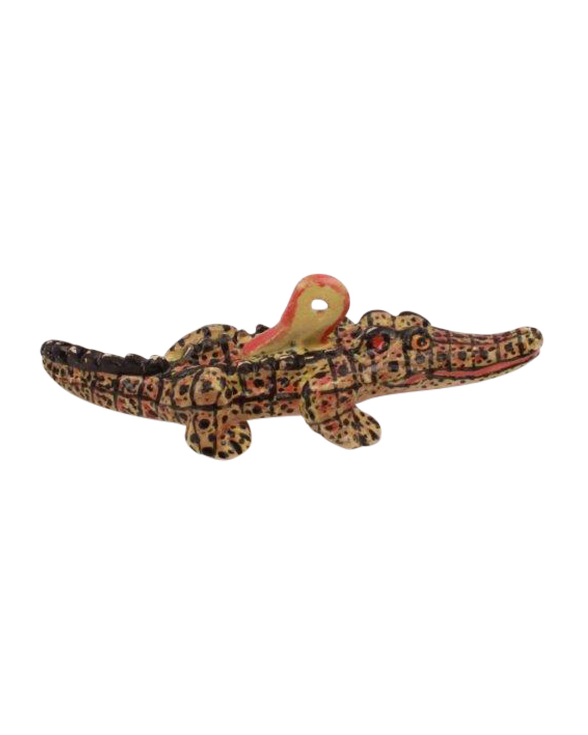 Ardmore Ceramic Art Crocodile Ornament