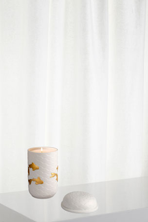Lladro Koi Candle