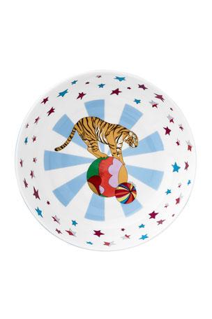 Hermès Circus Cereal Bowl