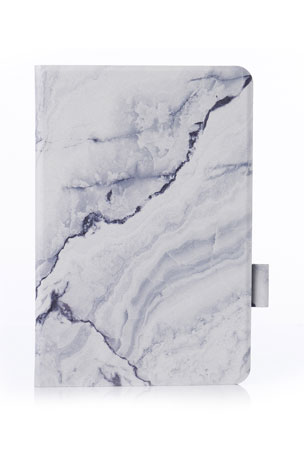 "Chic Geeks Gray Marble 10.5"" iPad Pro Case"