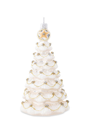 Juliska Berry & Thread Gold/Silver Tree Ornament