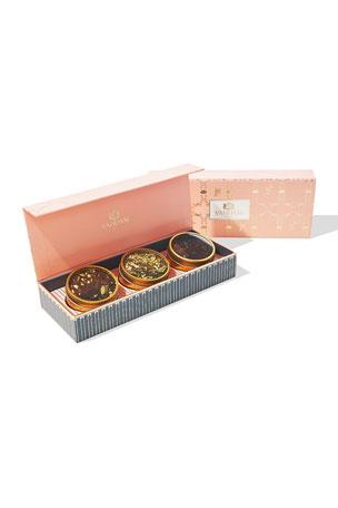 Vahdam Teas Blush 3 Teas Gift Set