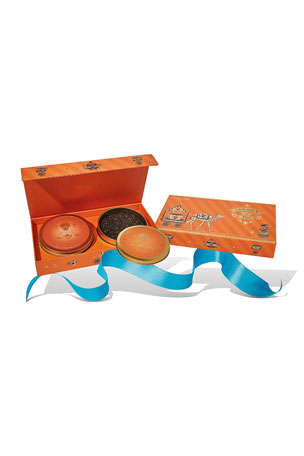 Vahdam Teas Odyssey of Tea - 2 Teas Boxed Set