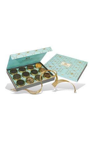 Vahdam Teas Bloom 12 Teas in Beautiful Gift Box