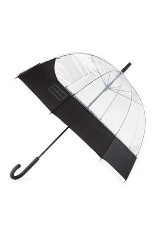 Hunter Boot Original Moustache Bubble Umbrella