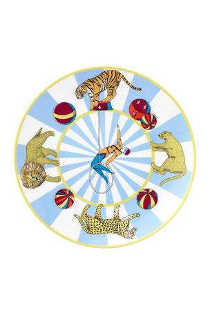 Hermès Circus Dessert Plate