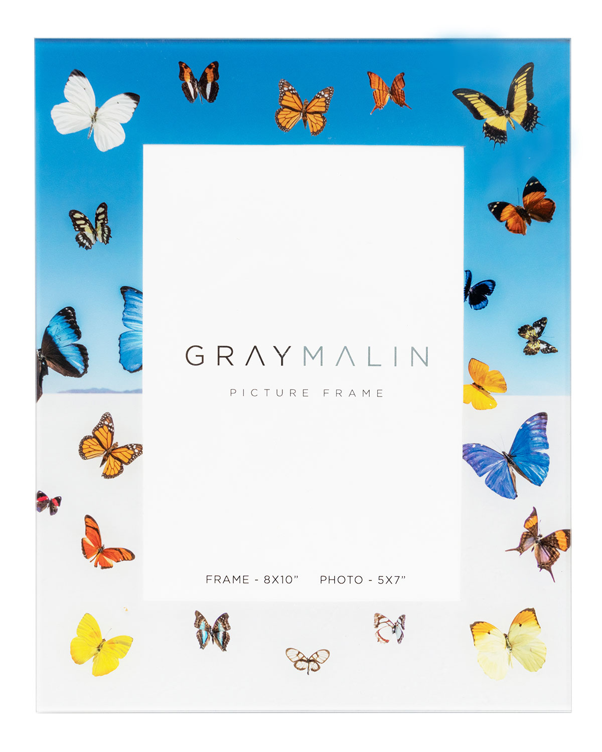 "Gray Malin The Butterfly Picture Frame - 5"" x 7"""