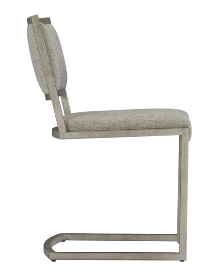 Image 4 of 4: Bernhardt Ames Metal Side Chair