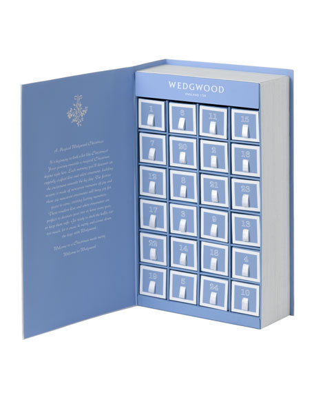Image 1 of 2: Wedgwood Advent Calendar Book