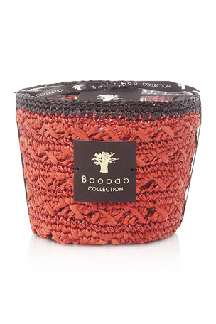 "Baobab Collection Max 10 Foty 4"" Candle"