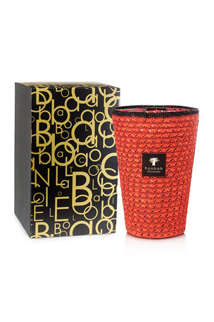 "Baobab Collection Maxi Max Foty 14"" Candle"