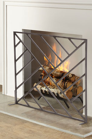 Palmetto Fire Screen