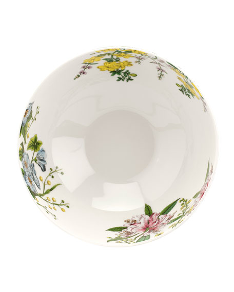 "Image 3 of 3: Spode Stafford Blooms 10.75"" Bowl"