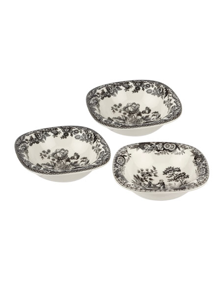 Image 2 of 2: Spode Heritage Dip Dishes, Set of 3