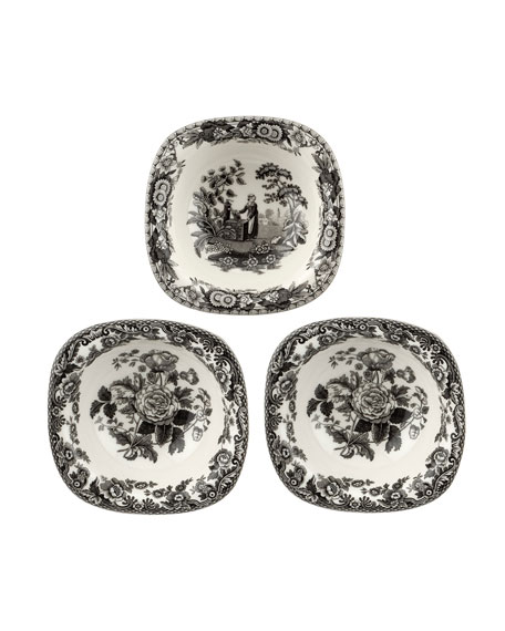 Image 1 of 2: Spode Heritage Dip Dishes, Set of 3