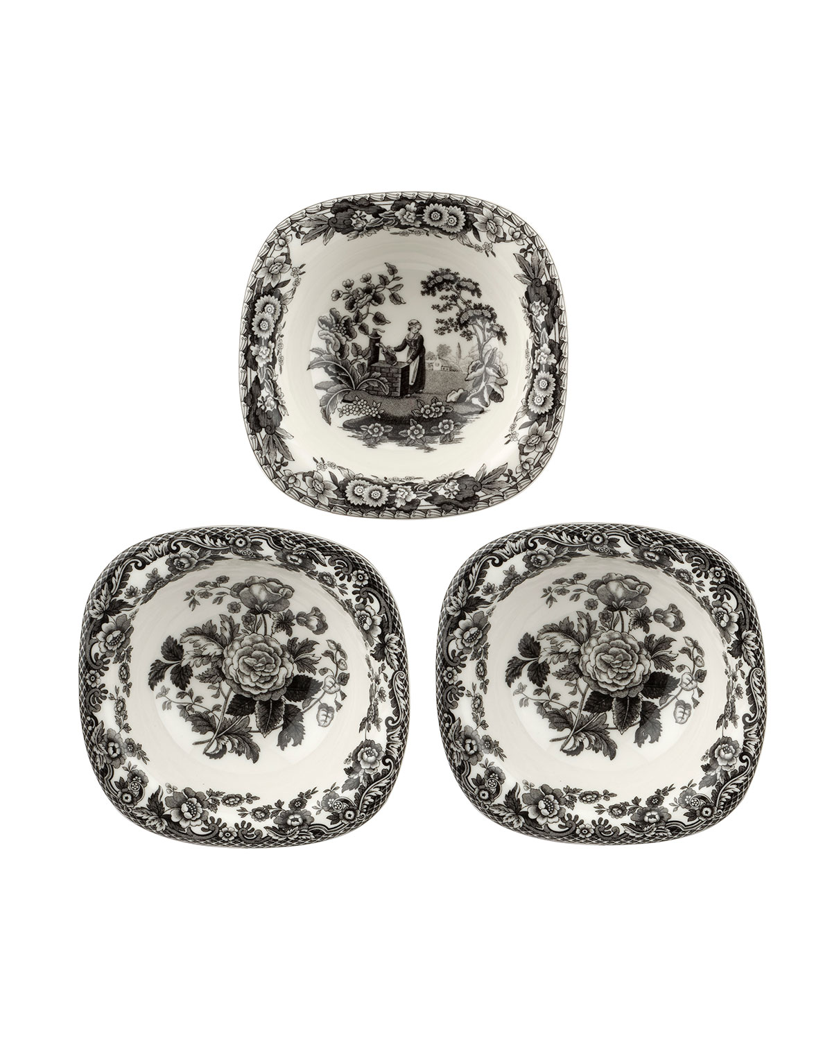 Spode Heritage Dip Dishes, Set of 3