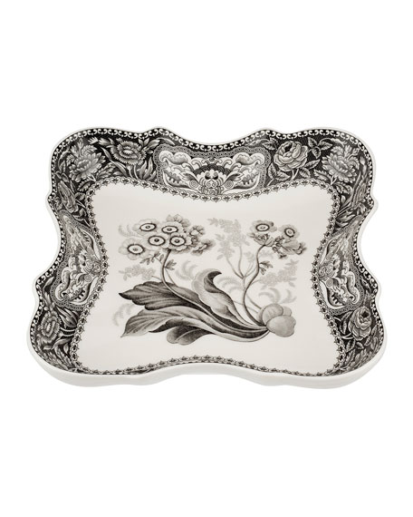 Image 2 of 4: Spode Heritage Devonia Tray