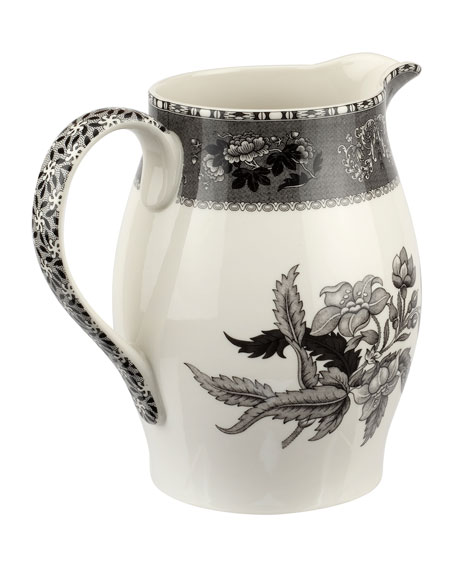 Image 2 of 4: Spode Heritage 3.5-Pt Pitcher