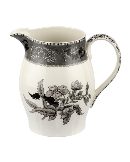 Image 1 of 4: Spode Heritage 3.5-Pt Pitcher