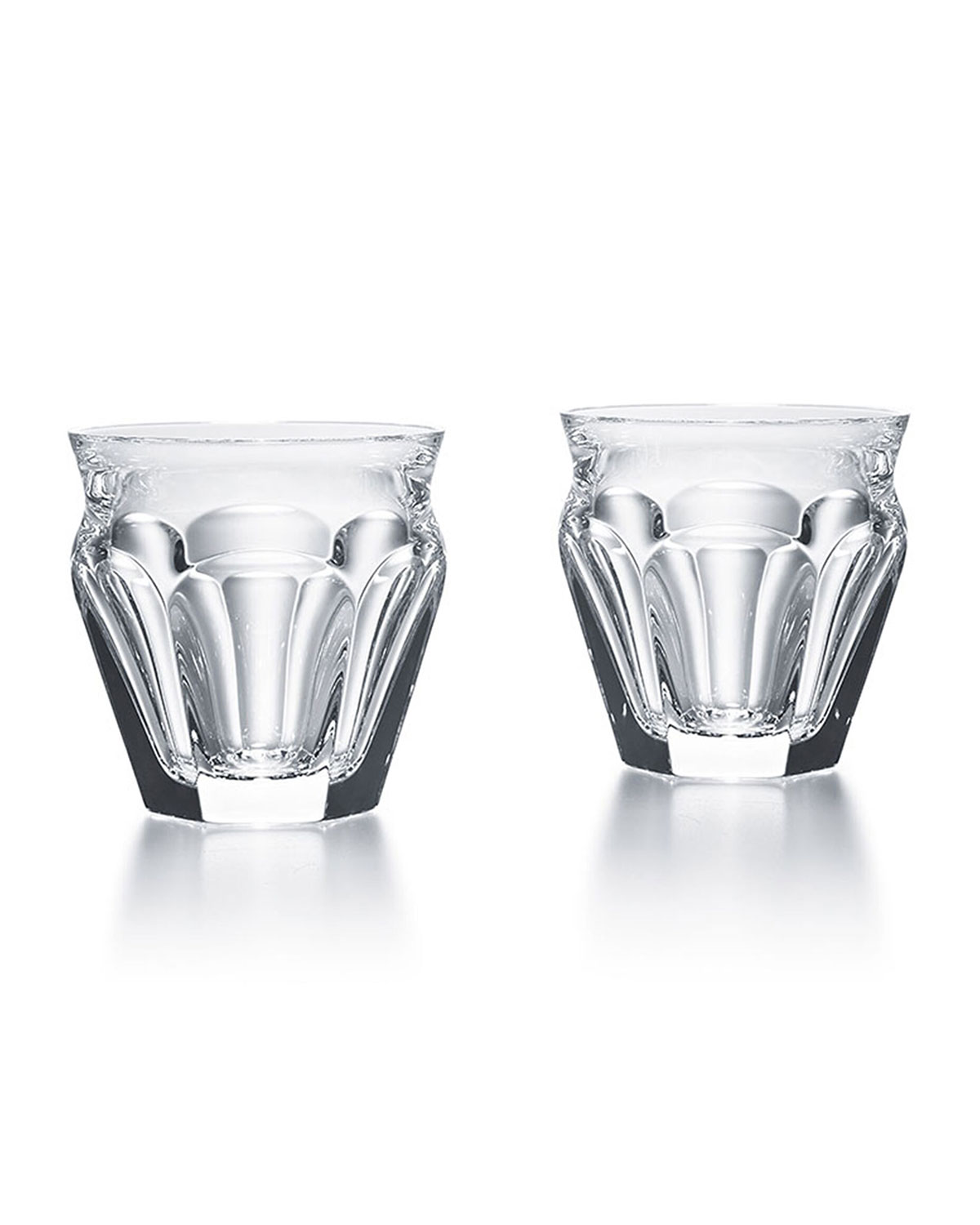 Baccarat Harcourt Tallyrand Glasses, Set of 2