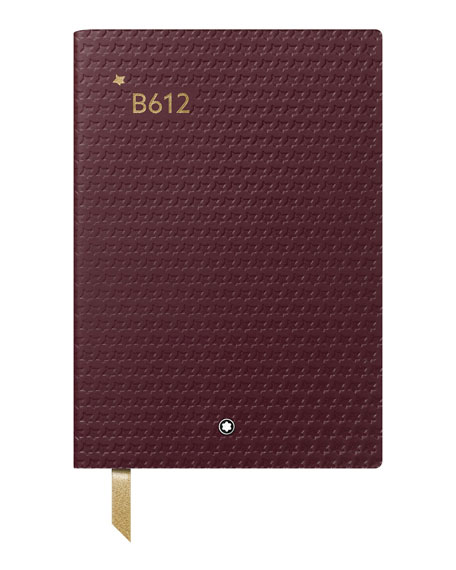 Image 1 of 3: Montblanc Le Petit Prince and Planet Leather Notebook #146