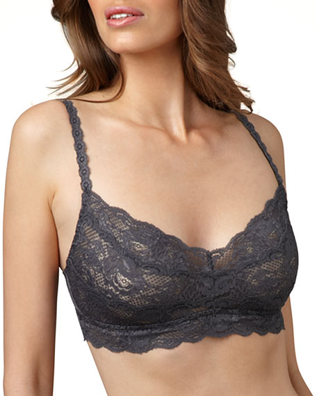 Never Say Never Sweetie Soft Bra, Anthracite