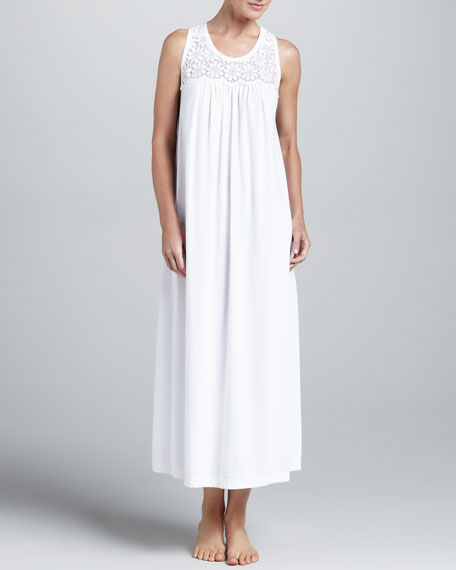 Heirloom Long Tank Gown