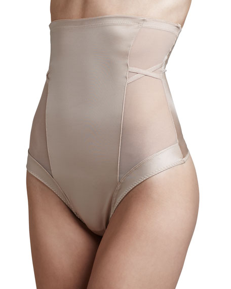 Oh My Posh! High-Waisted Slimming Thong