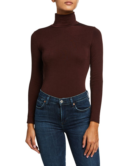 Wolford Colorado String-Body Turtleneck