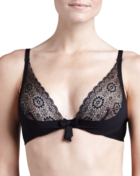 Queen of Diamonds Underwire Bra