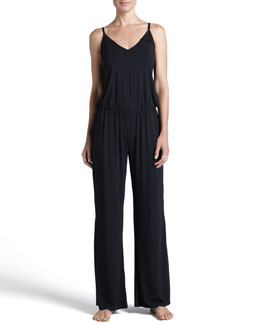 Splendid Intimates Essential Jersey Jumpsuit