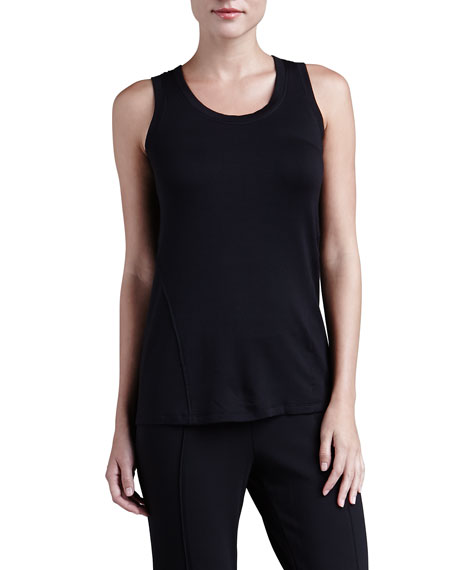 Modal & French Terry Tank Top