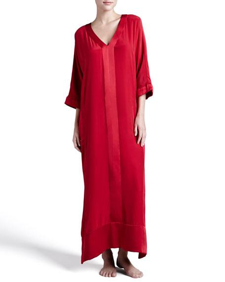 Glamour Silk Caftan