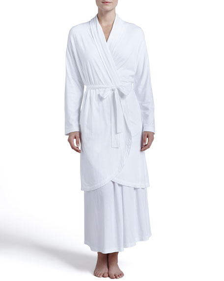 Pima Cotton Robe