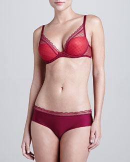 Chantelle C Magnifique Plunge Push-Up Bra