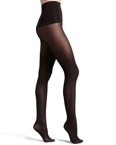 Spanx Haute Contour High-Waisted Opaque Tights