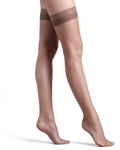 Nudes Thigh High Stay-Up Stockings