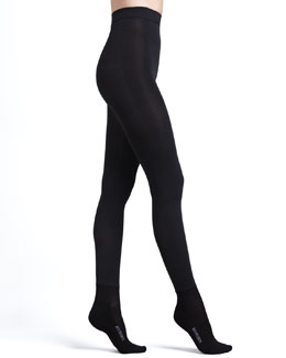 Bootights Bootights Shaper Luxe Super Opaque Tights with Ankle Sock