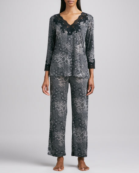 Nomad Pajamas, Black