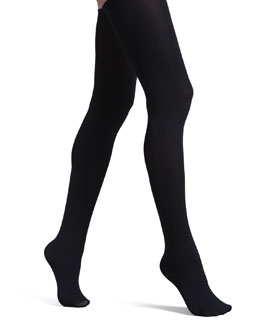 Wolford Fatal Seamless Stay-Up Thigh-High Stockings