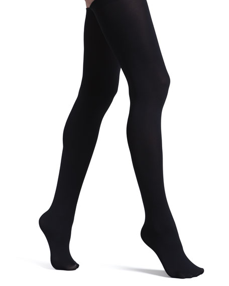 Fatal Seamless Stay-Up Thigh-High Stockings