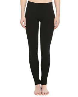 Cosabella Freedom Basic Leggings, Black