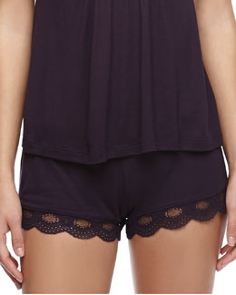 Eberjey India Drawstring Shorts