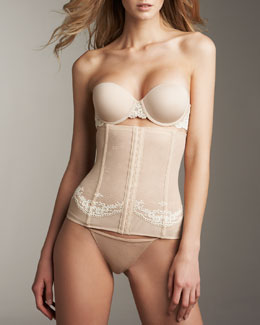 Wacoal Lace Embrace Strapless Bra, Naturally Nude