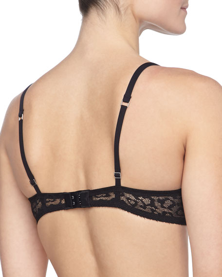 Fiorenza Microfiber Push-Up Bra