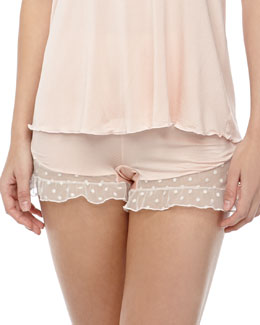 Hanro Rita French Knickers, Claire