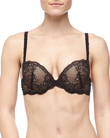 Trenta Lace Push-Up Bra